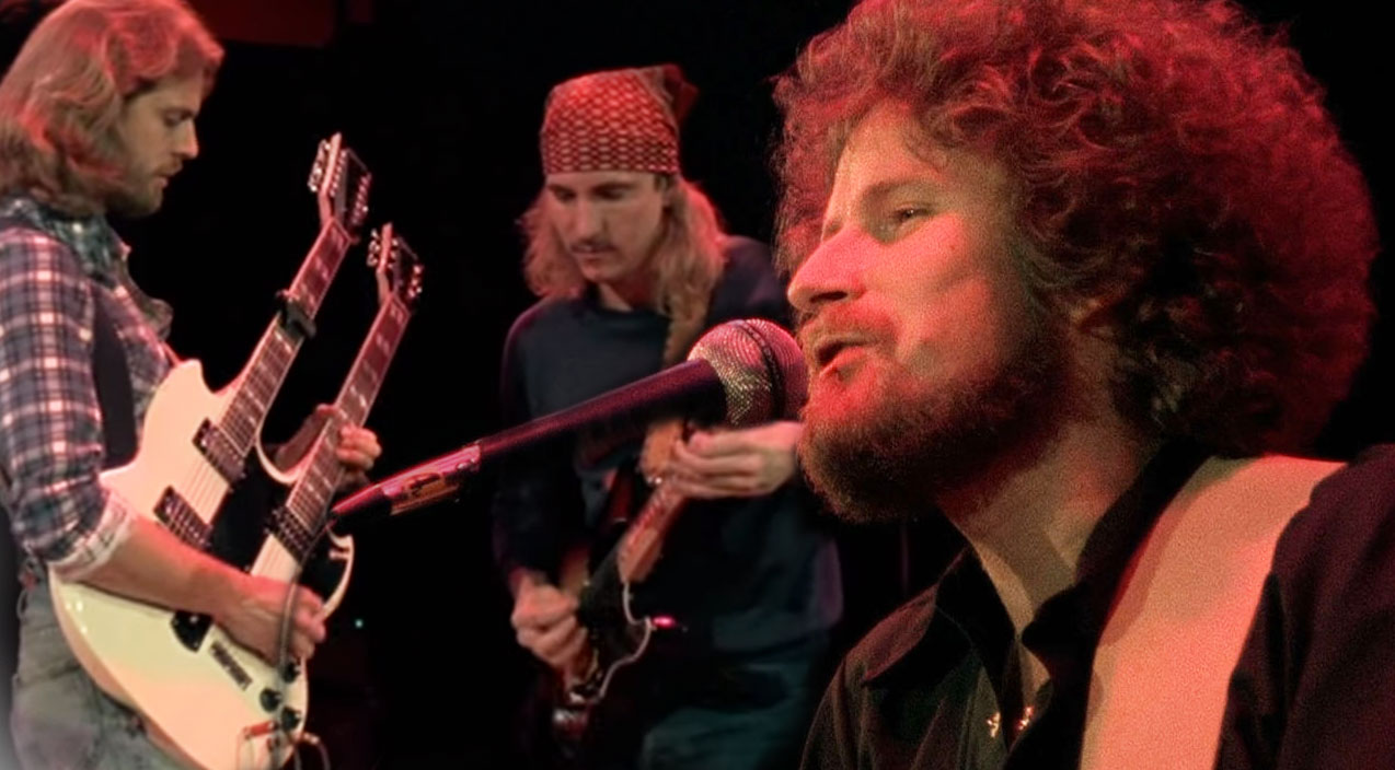 """The Eagles Stun Capital Centre With Critically Acclaimed """"Hotel California"""" Performance ..."""