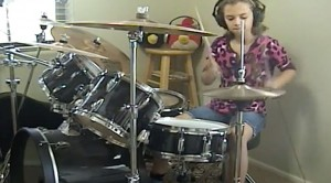 "9- Year- Old, Emily's ""Come Together"" Beatles Cover Will Blow You Away!"
