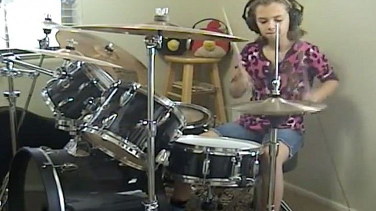 "9- Year- Old, Emily's ""Come Together"" Beatles Cover Will Blow You Away! 