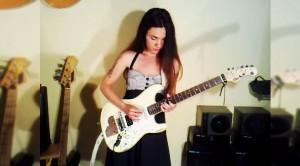 "Eva Vergilova Covers Lynyrd Skynyrd's ""Free Bird"""