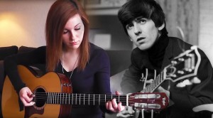 "This Talented Teen Is Unstoppable With This Cover Of ""While My Guitar Gently Weeps""!"
