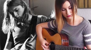 """This 16-Year-Old Girl's Acoustic Performance Of """"Goodbye Blue Sky"""" Will Blow You Away"""