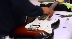 How Eric Clapton Fender Guitars Are Made