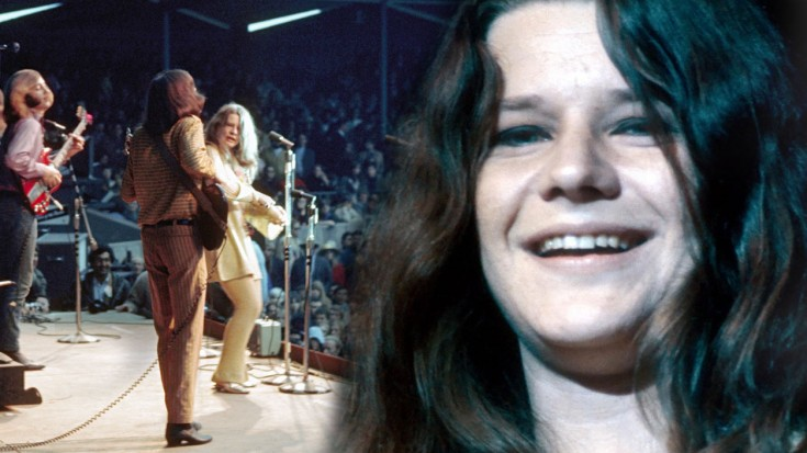 "Janis Joplin, ""Ball and Chain"" Live in Monterey 