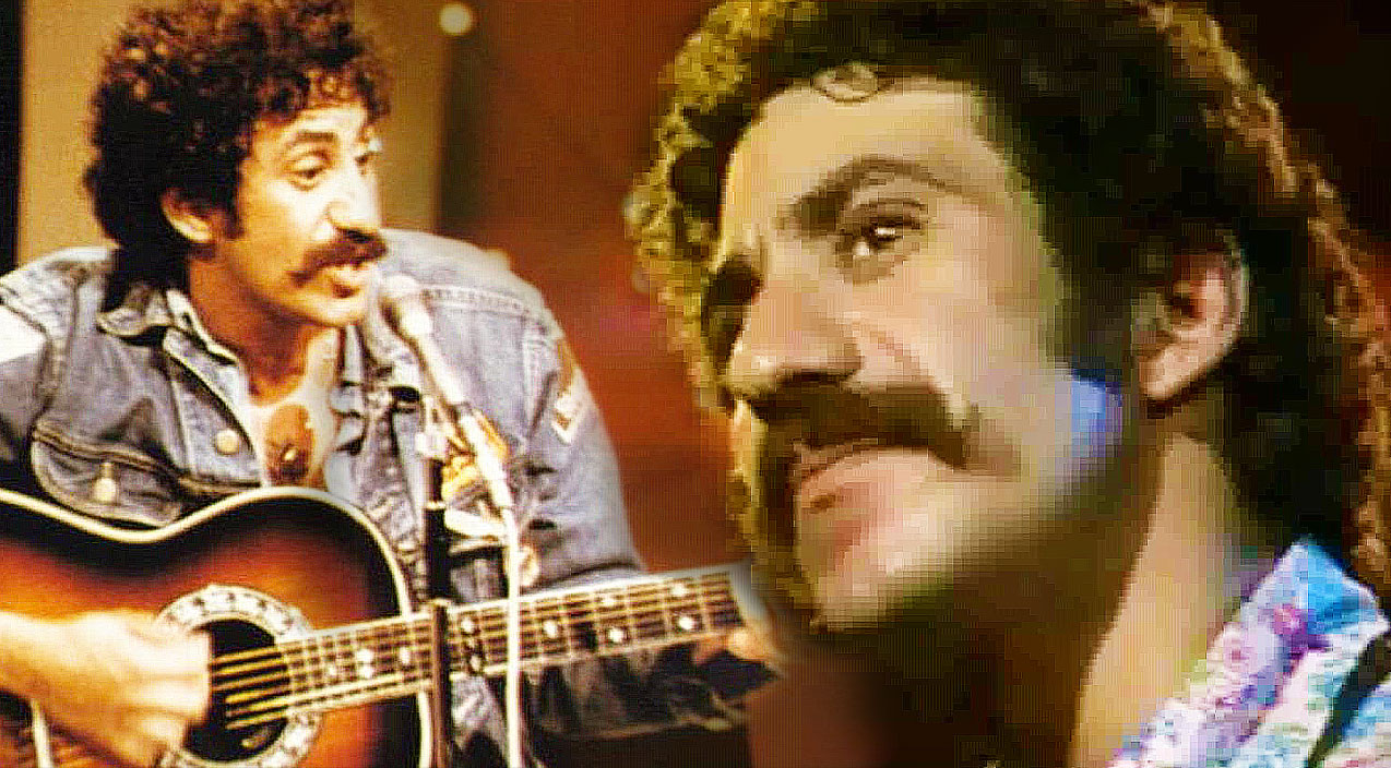 with only an hour left to live jim croce performs �bad