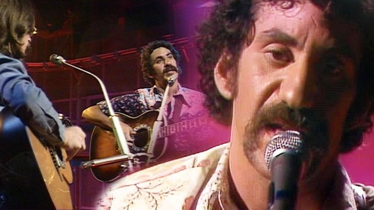 """Celebrate Jim Croce's Legacy With One Of His Final Performances Of """"I Got A Name"""" 