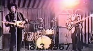 "Jimi Hendrix, ""Hey Joe"" Rare Live Footage From 1967"