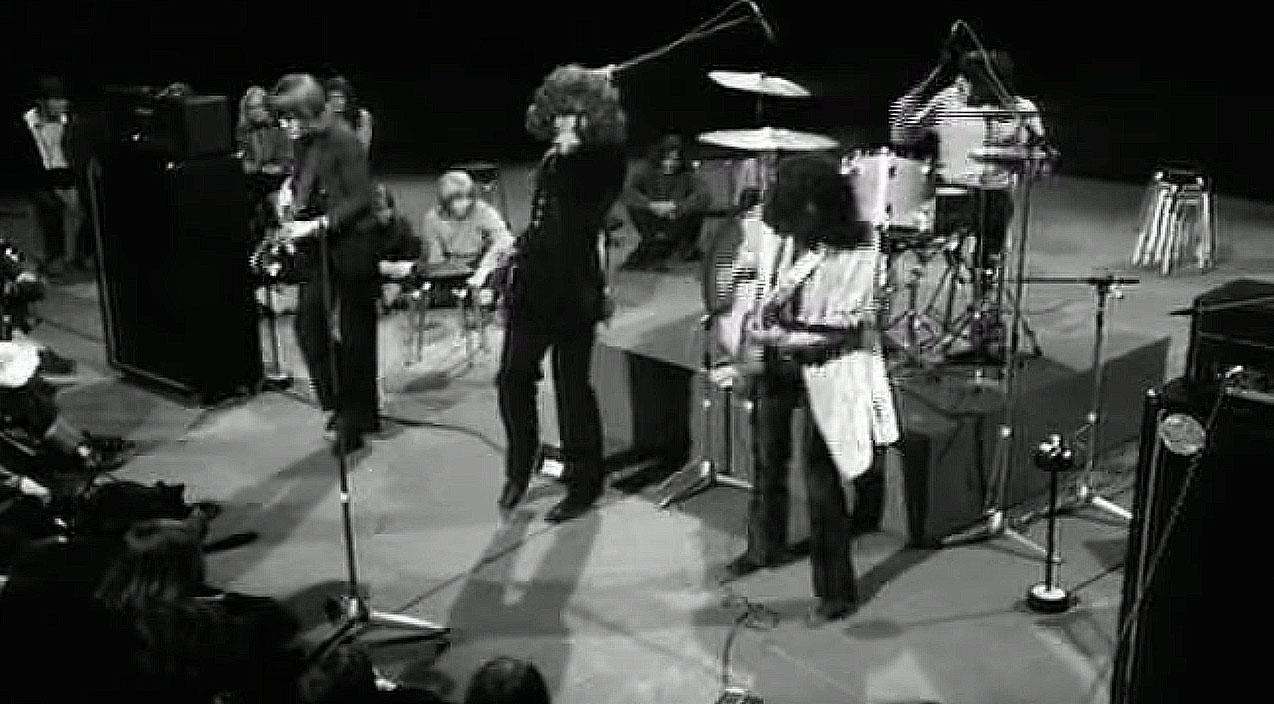 """Led Zeppelin, """"Communication Breakdown"""" First Live ..."""
