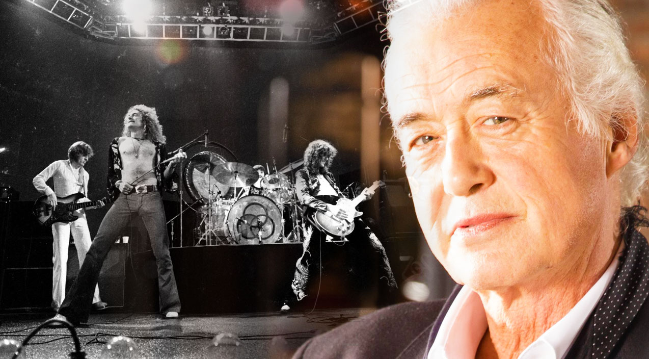 jimmy page puts led zeppelin reunion rumors to rest society of rock. Black Bedroom Furniture Sets. Home Design Ideas