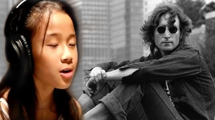 """This 9-Year-Olds """"Imagine"""" Tribute To Hurricane Irene Victims, Will Take Your Breath Away 
