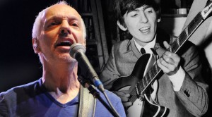 "Peter Frampton Covers The Beatles' ""While My Guitar Gently Weeps"""