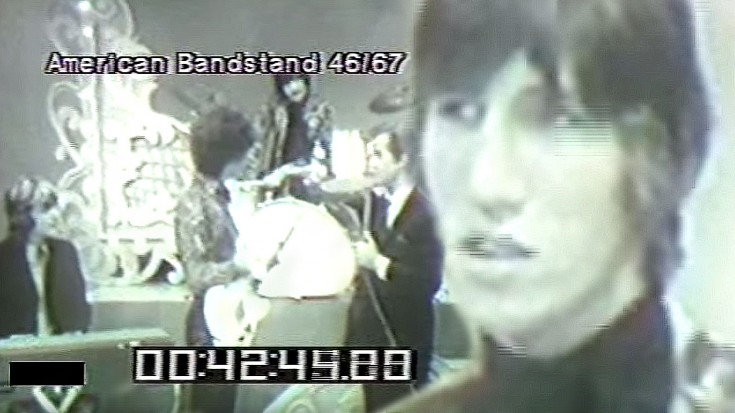 Pink Floyd's First U.S. Appearance On American Bandstand | Society Of Rock Videos