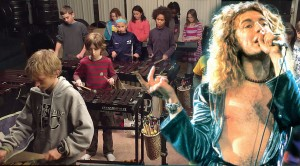"""What These Kids Can Do With Led Zeppelin's """"Kashmir"""" Is Breathtaking…"""