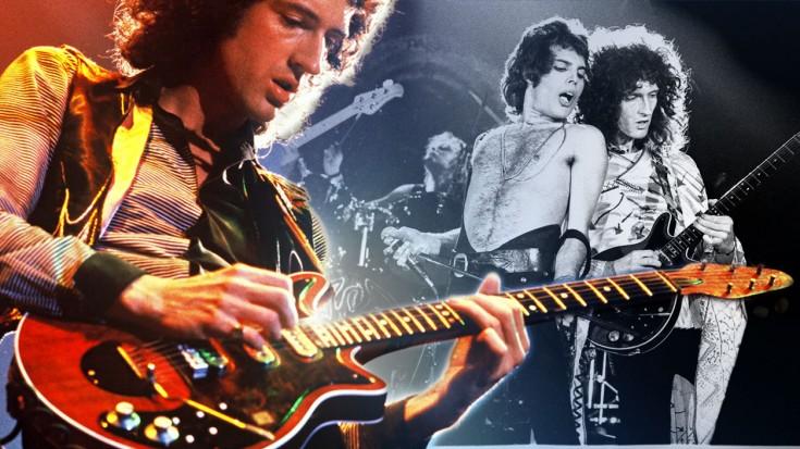 "Queen, ""Bohemian Rhapsody"" Isolated Lead Guitar Track (RARE"