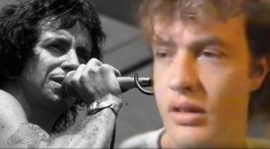 Angus Young's Interview Discussing Bon Scott's Passing, Is The Saddest Thing You Will See All Day
