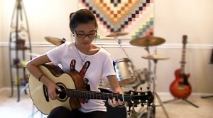 """Sandra Bae Covers Queen's """"Don't Stop Me Now"""" Like A Pro"""