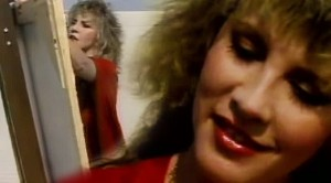 """Behind The Scenes Of Fleetwood Mac's """"Hold Me"""" Video Shoot With Stevie Nicks"""