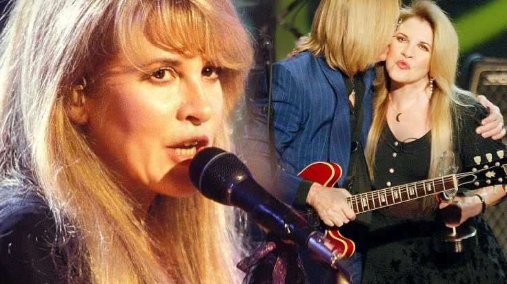 """Stevie Nicks feat. Tom Petty and The Heartbreakers, """"I Need To Know"""" Live   Society Of Rock Videos"""