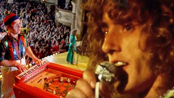The Who Pinball : the who pinball wizard live at isle of wight 1970 society of rock ~ Hamham.info Haus und Dekorationen