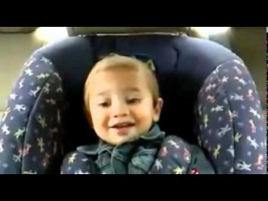 When Dad Puts On Led Zeppelin, Little Boy's Reaction Is Priceless