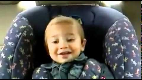 When Dad Puts On Led Zeppelin, Little Boy's Reaction Is Priceless | Society Of Rock Videos