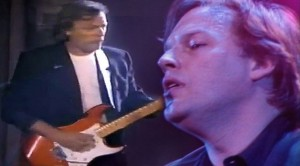 Pink Floyd's David Gilmour Plays The Blues