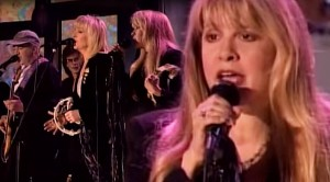 """Fleetwood Mac Receive Rock's Highest Honor, And Celebrate With """"Say You Love Me"""""""