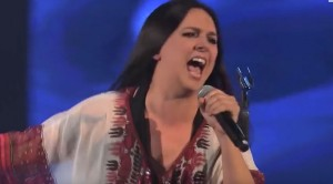 """Woman Sings Janis Joplin's """"Kozmic Blues"""" And You Will Fall To Your Knees With Respect"""