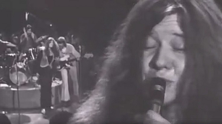 "Janis Joplin's 1969 Performance Of ""Summertime"" Is Rock's Best Kept Secret 