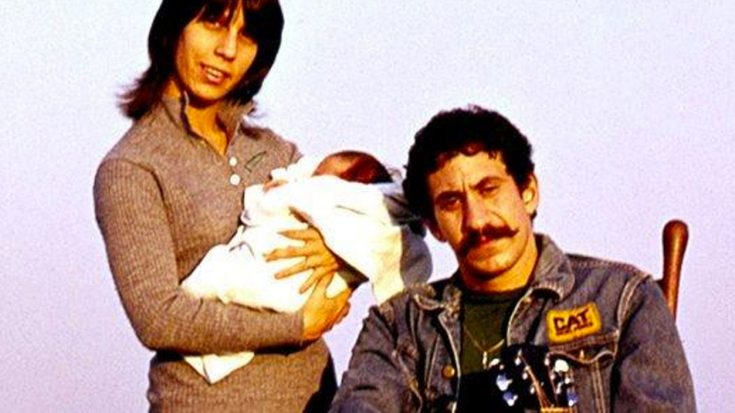 """47 Years Ago: Jim Croce Pens The Love Letter Of A Lifetime To His Wife And Son With """"Time In A Bottle""""   Society Of Rock Videos"""