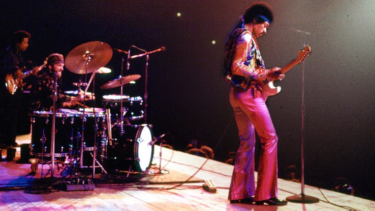 Jimi Hendrix Gives His Final Performance Just 12 Days ...