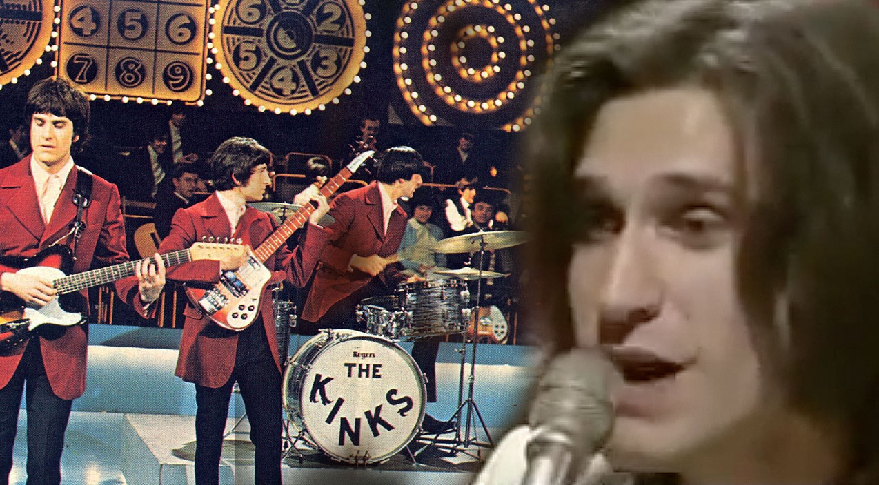 """The Kinks Perform """"Lola"""" Live In 1970 And It's More Than ..."""