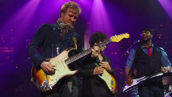 """Kenny Wayne Shepherd Joins All-Star Cast For """"Texas Flood"""" Tribute To Stevie Ray Vaughan 