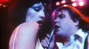 """Watch As Meat Loaf And Karla DeVito Bring The Heat In """"Paradise By The Dashboard Light"""""""