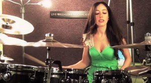 "Avenged Sevenfold – ""Nightmare"" (Drum Cover By Meytal Cohen)"