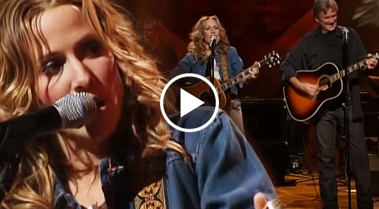 Sheryl crow joins kris kristofferson for outstanding me and bobby