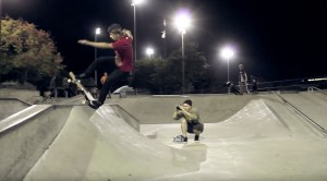 Guys Turn Electric Guitar Into Skateboard, And The Result Is Surprising