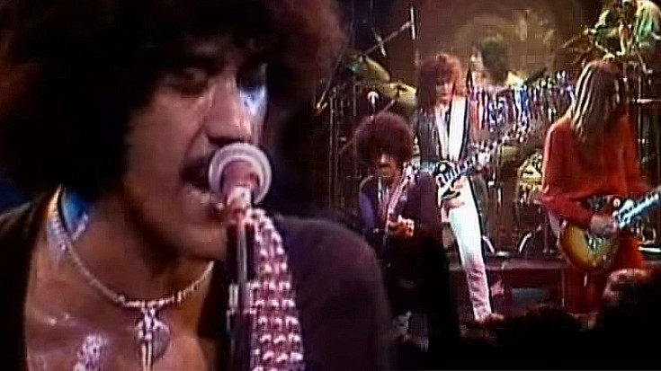 thin lizzy the boys are back in town