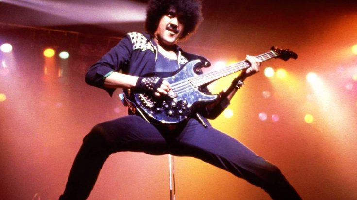 "No St. Paddy's Day Is Complete Without Thin Lizzy's 1973 Performance Of ""Whiskey In The Jar"" 