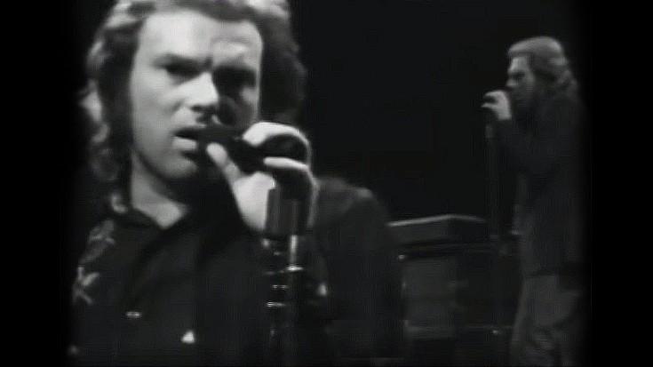 "Van Morrison, ""Into The Mystic"" 1974 Live At The Winterland Ballroom | Society Of Rock Videos"