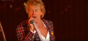 "Rod Stewart – ""Love Is"""