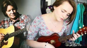 "Creedence Clearwater Revival – ""Lookin' Out My Back Door"" (Nicole Tester's Ukelele Cover)"