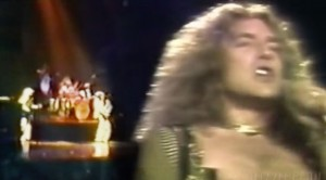 "Led Zeppelin Is On Fire In Rare '77 ""Sick Again"" L.A. Performance"