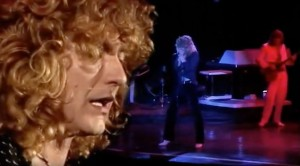 "Led Zeppelin Rocks Knebworth With ""Nobody's Fault But Mine"" And It's Pure Gold"