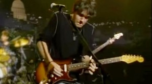 """John Mayer Plays """"Empty Arms"""" With Double Trouble"""