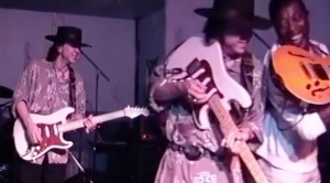 "Stevie Ray Vaughan And Buddy Guy Are Hilarious In ""Champagne And Reefer"" Performance"