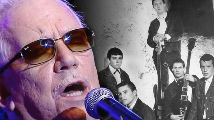 "Eric Burdon Dedicates ""House Of The Rising Sun"" Performance To Lost Band Mates   Society Of Rock Videos"