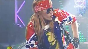They LOSE Their Minds Over Axl Rose Impersonator