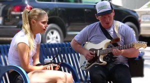 Awkward AC/DC Fan Tries To Get Girl's Number – I Still Can't Believe What Happened
