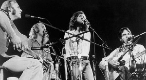 "Crosby, Stills, and Nash Are Immortalized At Woodstock With ""Suite: Judy Blue Eyes"""